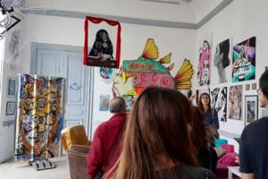 Visite guidée Visit'insolite dans des expositions artistiques