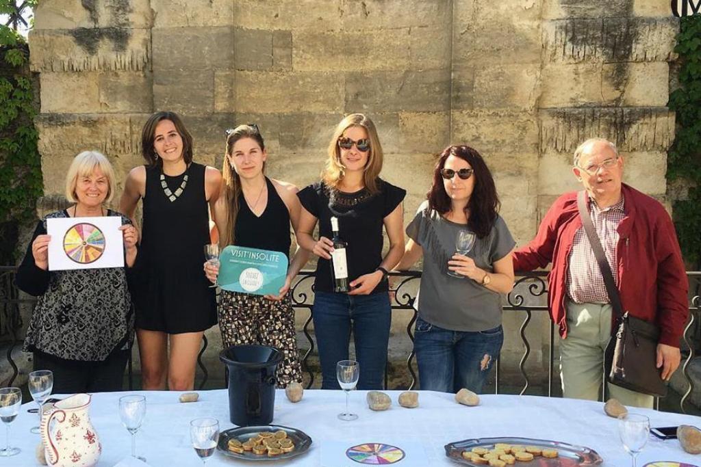 Visit'insolite gastronomie Montpellier