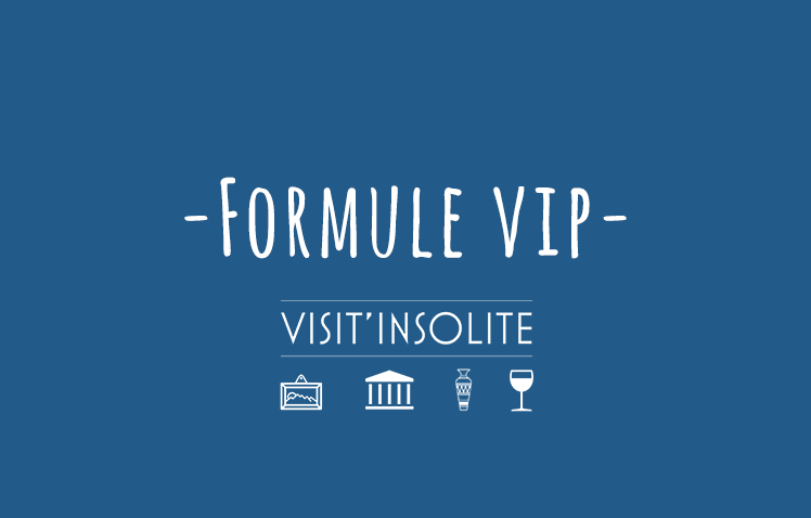 Visit'insolite Montpellier formule VIP