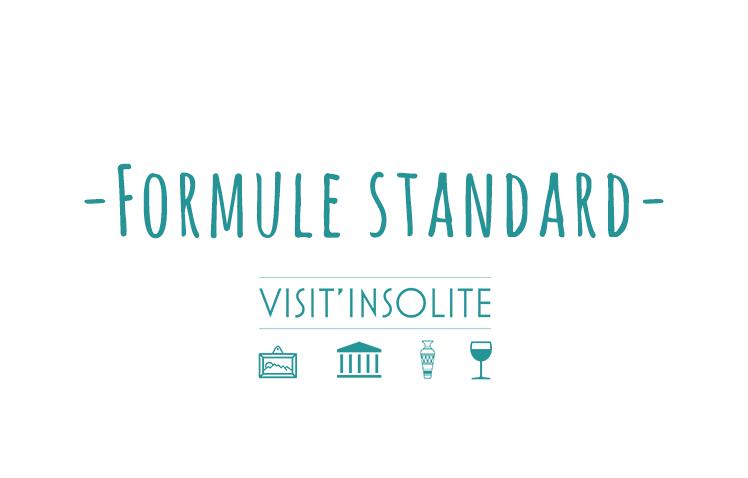 Visit'insolite Montpellier formule standard